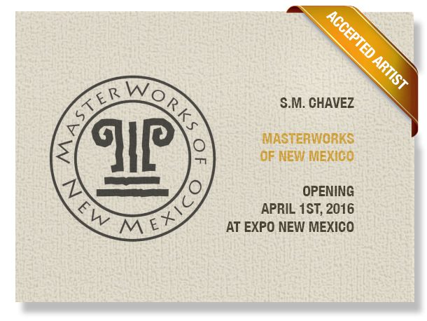 MASTERWORKS OF NEW MEXICO ACCEPTED ARTIST