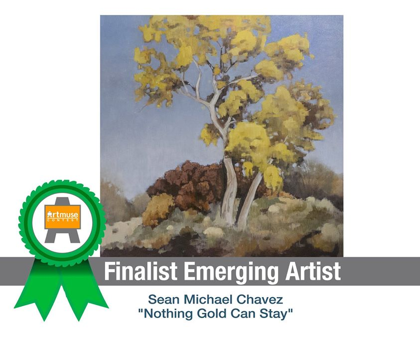 SM Chavez Selected as ArtMuse Emerging Artist Winner