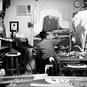landscape painter sm chavez artist