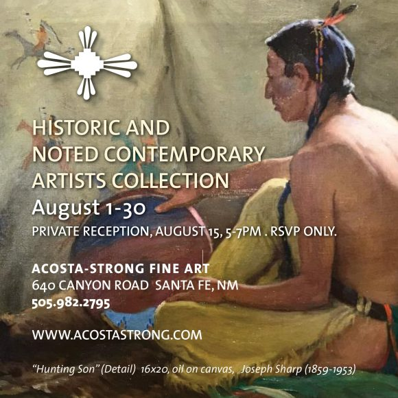 Historic & Noted Contemporary Artists