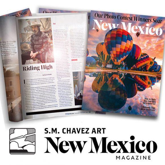 S.M. Chavez – New Mexico Magazine