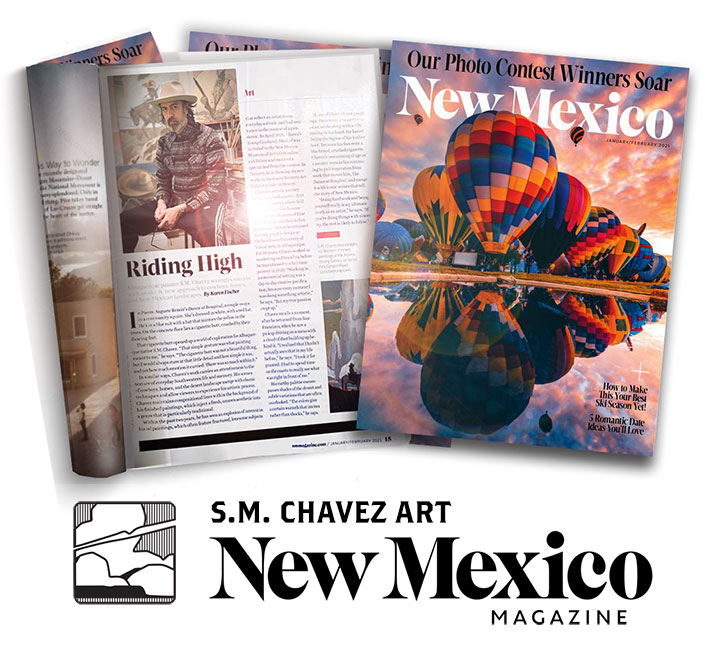 smchavez new mexico magazine feature