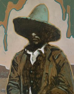 Image of Mexican Painting Countryman