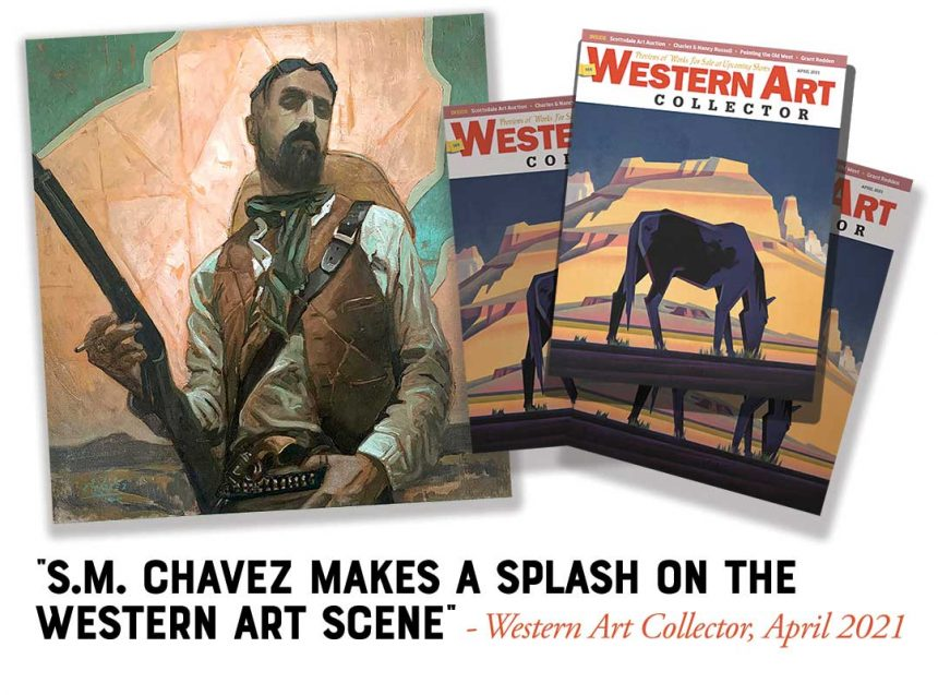 S.M. Chavez – Western Art Collector